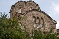 Thessaloniki - Church of Aghios Panteleimon Royalty Free Stock Photo