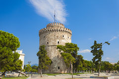 Thessaloniki city, Greece Royalty Free Stock Photo