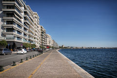 Thessaloniki city, Greece royalty free stock photo