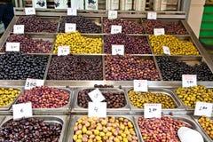 Thessaloniki. City market Stock Photo
