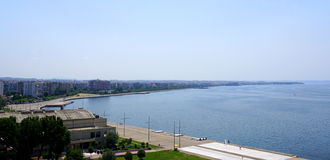 Thessaloniki Royalty Free Stock Photography