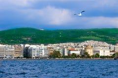 Thessaloniki city Stock Photo