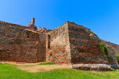 Thessaloniki fortification Stock Photography