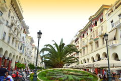 Thessaloniki Greece Stock Photography