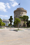 Thessaloniki, Greece. The White Tower Stock Photography