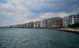 thessaloniki Griechenland Stockfoto