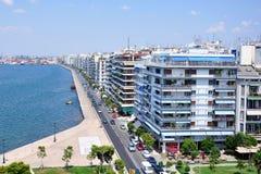 Thessaloniki, Griekenland Stock Foto's