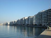 Thessaloniki, Griekenland Royalty-vrije Stock Foto