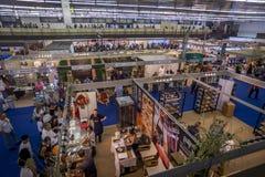 Thessaloniki International annual fair stock images