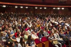 Thessaloniki International Film Festival Stock Photos