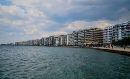 thessaloniki La Grèce Photo stock