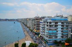 thessaloniki La Grecia immagini stock libere da diritti