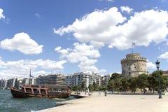 thessaloniki royalty-vrije stock afbeeldingen
