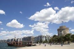 thessaloniki photo stock