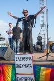 Thessaloniki Pride 2013 - Greece Royalty Free Stock Photo