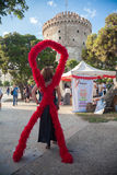 Thessaloniki Pride 2013 - Greece Stock Images