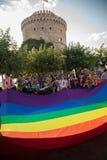 Thessaloniki Pride 2013 - Greece Stock Photo
