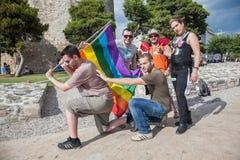 Thessaloniki Pride 2013 - Greece Royalty Free Stock Photos