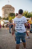 Thessaloniki Pride 2013 - Greece Royalty Free Stock Image