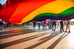 Thessaloniki Pride 2013 - Greece Royalty Free Stock Photography