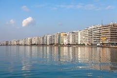 Thessaloniki seaside - Greece Royalty Free Stock Image