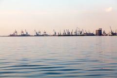 Thessaloniki seaside - Greece Stock Photo