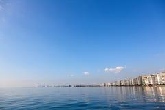 Thessaloniki seaside - Greece Royalty Free Stock Photos