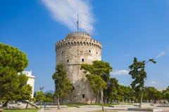 Thessaloniki stad, Grekland Royaltyfri Foto