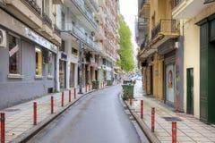 Thessaloniki. Urban landscape Stock Image