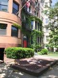 Theta Chi, Boston University Royalty Free Stock Photo