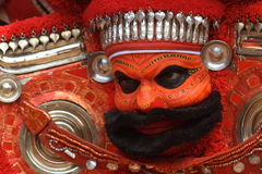 Theyyam 03 Photo stock