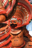 Theyyam 05 Fotografia de Stock Royalty Free