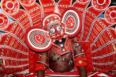 theyyam Obrazy Royalty Free
