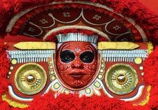 Theyyam Royaltyfri Bild