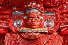 Theyyam artysta Zdjęcia Stock