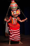 Theyyam Dance in Kerala, South India Royalty Free Stock Photography
