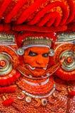 Theyyam em Kerala Imagem de Stock