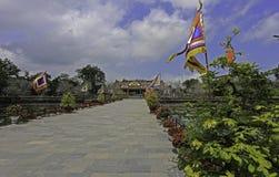 Thiên Mụ Pagoda. Hue - Vietnam Royalty Free Stock Photography