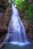 Thi Lo Su, the biggest waterfall in Thialand Stock Photos