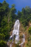 Thi Lo Su Water Fall bella cascata nella provincia di Tak, thaila Fotografia Stock