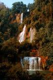 Thi Lo Su Waterfall 2 Stock Photo