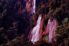 Thi Lo Su Waterfall Royalty Free Stock Photo