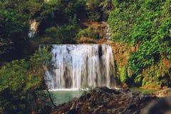 Thi Lo Su Waterfall 4 Royalty Free Stock Photo