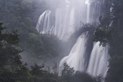 Thi Lo Su waterfall Stock Photos