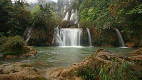 Thi Lo Su waterfall Stock Images