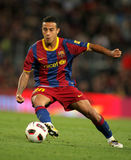 Thiago Alcantara of Barcelona Royalty Free Stock Image