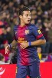 Thiago Alcantara of FCB Stock Photos