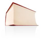 Thick book. Royalty Free Stock Photos