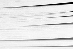 Thick Book Pages background royalty free stock photos