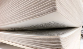 Thick book Royalty Free Stock Images